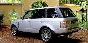 Land Rover Range Rover 4.2 SC