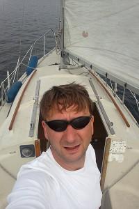 selfie mit skipper