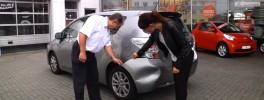 Motor Company Berlin: Lack- und Karosserieschäden reparieren
