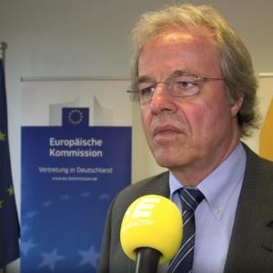 Dr. Martin Scheele, Generaldirektion Landwirtschaft und ländliche Entwicklung der EU-Kommission